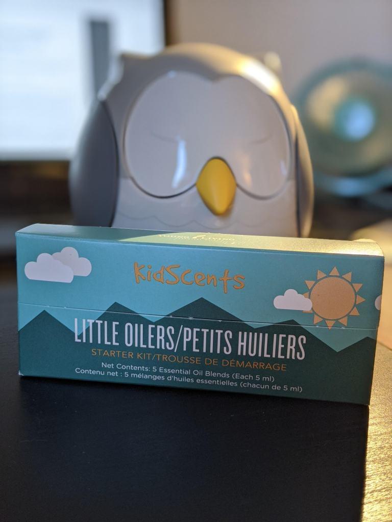 little oilers starter kit feathers the owl